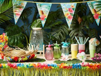 Table Hawaï Party