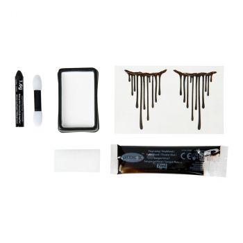 Kit de maquillage Gothique