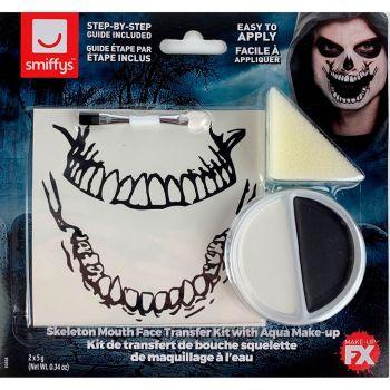 Kit maquillage démon