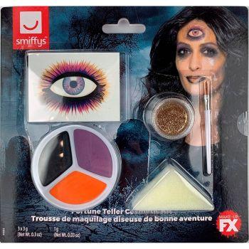 Kit maquillage voyante