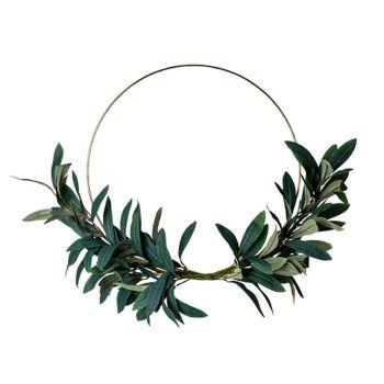 La couronne d'olivier 30cm
