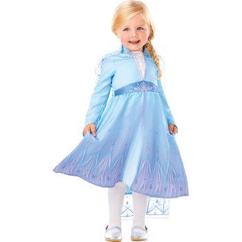 Le déguisement Elsa   2-3 ans