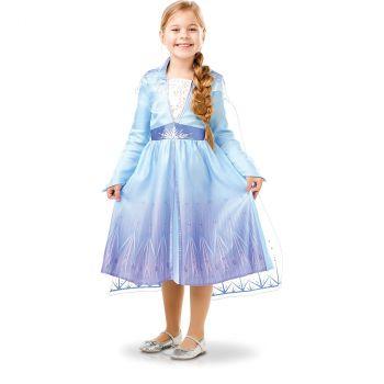 Le déguisement Elsa  7-8 ans
