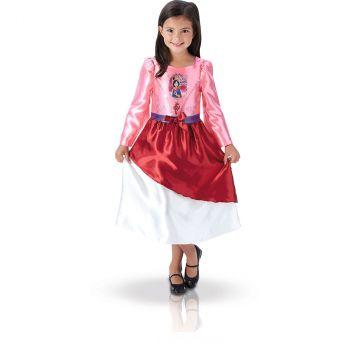 Le déguisement Mulan 3-4 ans