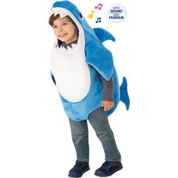 Le déguisement musical Daddy Shark 1-2 ans