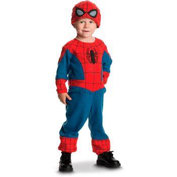 Le déguisement Spider-Man  2-3 ans