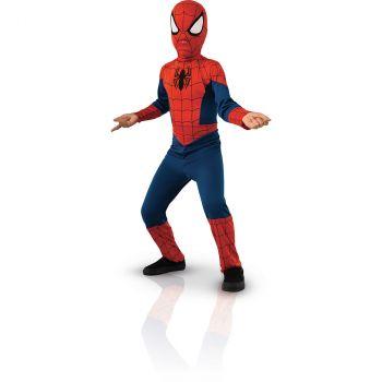 Le déguisement Spider-Man 7-8 ans