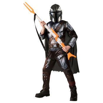 Le déguisement The Mandalorian 7-8 ans