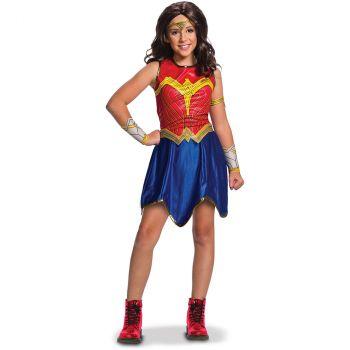 Le déguisement Wonder Woman 7-10 ans