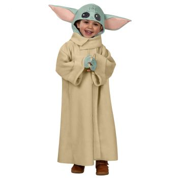 Le déguisement Yoda 3-4 ans
