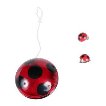 Le kit Ladybug