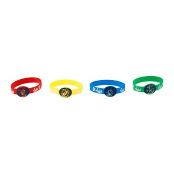 Les 4 bracelets Harry Potter