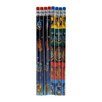 Les 8 crayons à papier Harry Potter