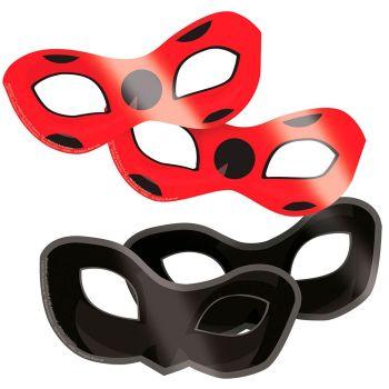 Les 8 masques Miraculous