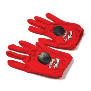 Les gants Ladybug