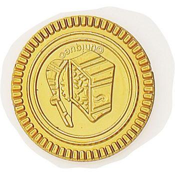 Lot de 30 pièces d'or pirate