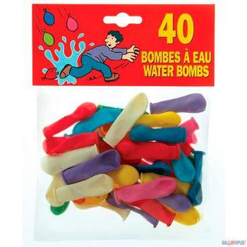 Lot de 40 bombes à eau