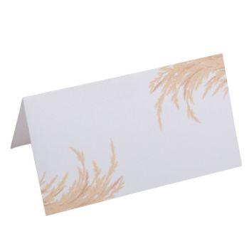 Marque place jolie pampa 9x5cm x10