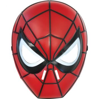 Masque rigide spiderman