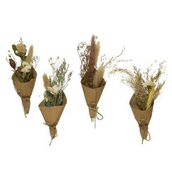 Mini fleurs séchées 16cm