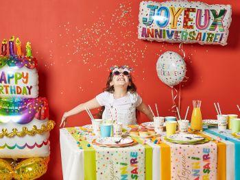 Table C'est mon anniversaire !