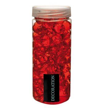 Perles d'eau 20mm rouge 500ml