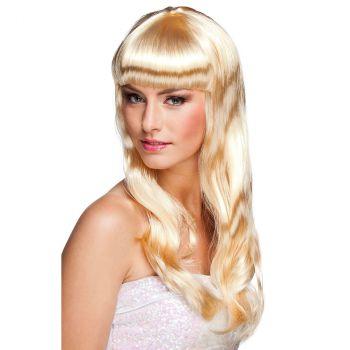 Perruque chique blond