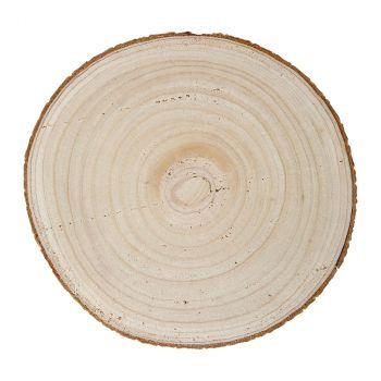 Rondin bois 24x2cm