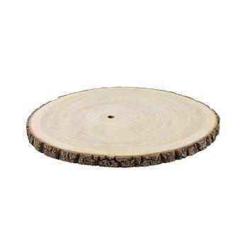 Rondin bois 2x35cm