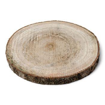 Rondin de bois 15x2cm