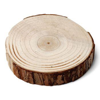 Rondin de bois 25x2,5cm