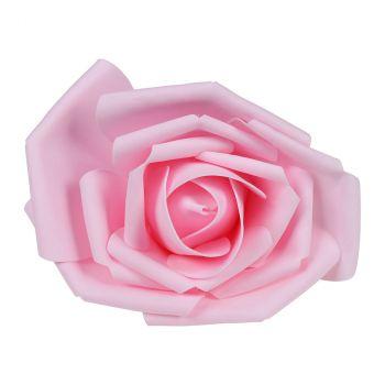 Rose géante 30cm rose