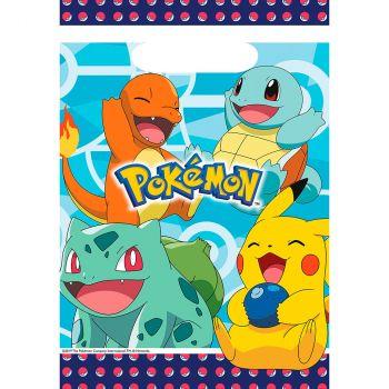 Sachet de 8 Pokémon