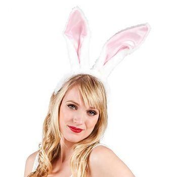 Serre-tête lapin grandes oreilles