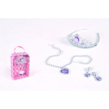 Set accessoires de princesse 4 pièces