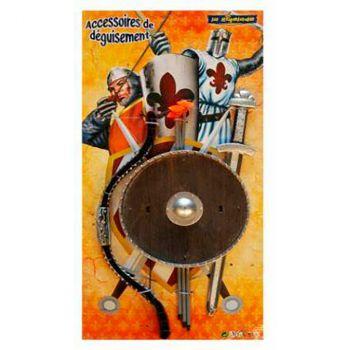 Set viking 4 pièces
