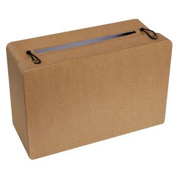 Tirelire valise 24 cm