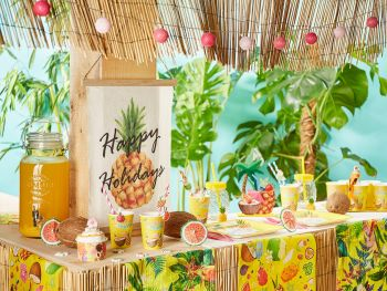 Table Tropical Vibes