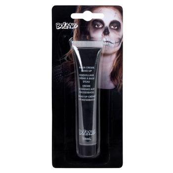 Tube crème maquillage noir