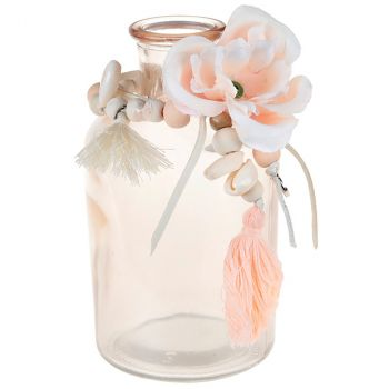Vase bohème chic 12,5cm