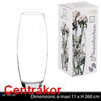 Vase en verre flora 260mm