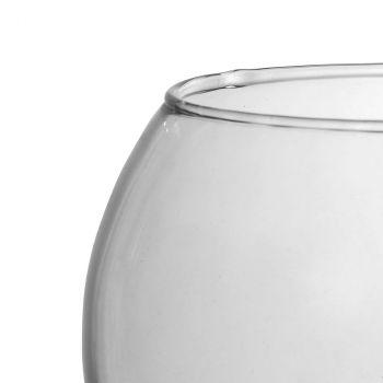 Vase en verre globe 10cm