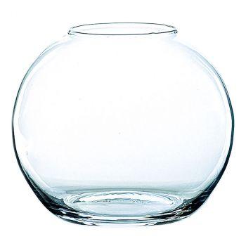 Vase en verre globe 2,5cm