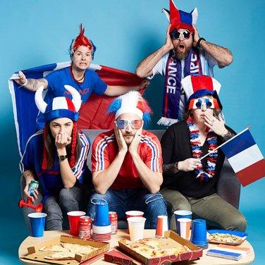 Nos tables Coupe du Monde
