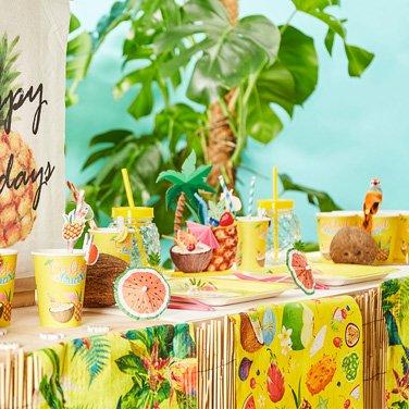 Nos tables Tropicales