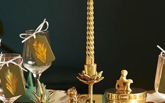 4 tables de Noël tendances – Inspirations