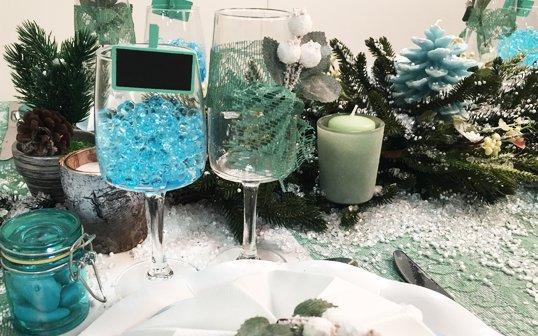 3 idées de thème pour un mariage hivernal !