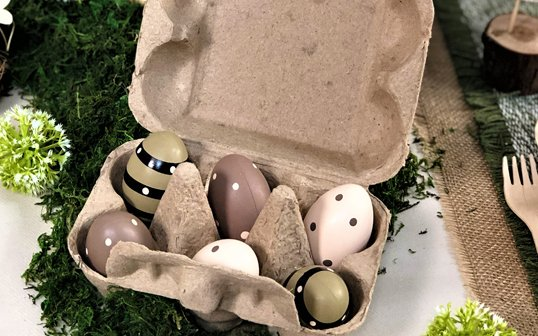 PÂQUES - C'est parti pour la chasse aux œufs !